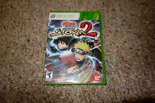 Naruto Shippuden: Ultimate Ninja Storm 2 (Microsoft Xbox 360, 2010) Complete