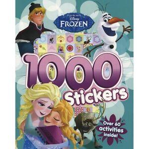 Disney Frozen 1000 Stickers Activity Book