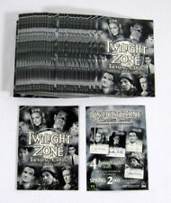 Lot of (50) 2002 Rittenhouse Twilight Zone Series 3 Promo Card (P1) Nm/Mt