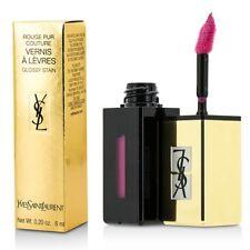 Yves Saint Laurent Rouge Pur Couture Vernis A Levres Pop - #206 Misty Pink 6ml