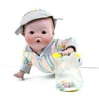 Vintage Ashton Drake Porcelain Doll *TODD* Yolanda Bello Ltd Ed MIB w/COA