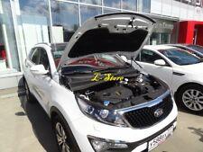 Bonnet Hood Gas Strut lifter kit Kia Sportage 4 2016 -  no drilling/no welding