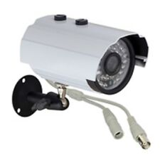 CAMERA CMOS COULEUR VIDEO SURVEILLANCE SECURITE ETANCHE 36 LED INFRAROUGE NUIT