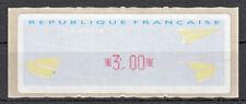 Briefmarken Frankreich FRA ATM (TD) ** 2000 Michel ATM 17.2b = 1 Wert