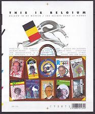 Belgique - Bloc N° 108 neuf XX