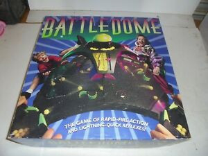Battledome Retro Game The Game of Rapid Firing Action 1995