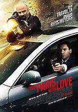 From Paris With Love DVD  John Travolta  new with seal