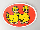 (PRL) ADESIVO STICKER PAPERE DUCK VINTAGE COLLECTION AUTOCOLLANT AUFKLEBER