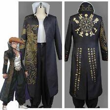 Danganronpa Dangan Ronpa Mondo Owada Oowada Cosplay Costume Jacket Coat Outfit