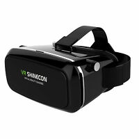 3D VR Glasses Virtual Reality Box cardboard for Apple iPhone X XS 8 7 LG G7 G6