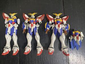 Burning Gundam - G Gundam Action Figure loose parts