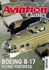 Boeing B17-fortaleza voladora aviación libro catálogo de clásicos edición 8 Papel