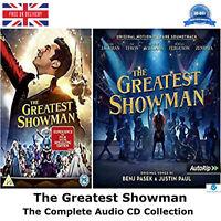The Greatest Showman: The Greatest Showman Audio CD original songs by Benj Pasek