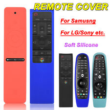 TV Remote Control Protective Case Cover Dustproof Skin for LG Samsung Sony VIZIO