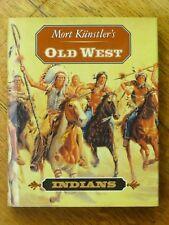 Mort Kunstler's Old West: Indians by Mort Kunstler (Hardback, 1998)
