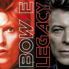 DAVID BOWIE - LEGACY: THE VERY BEST OF DAVID BOWIE (DELUXE)  2 CD NEU
