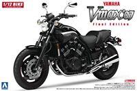 Aoshima 51658 Bike 08 YAMAHA V-Max '07 1/12 Scale Kit Free Shipping From JAPAN