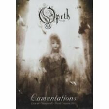 Opeth - Lamentations PORCUPINE TREE DVD NEU OVP