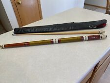 Pool stick with case
