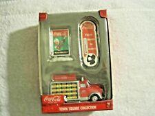 Coca Cola Town Square Collection Accessories Delivery Truck