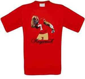 Colin Kaepernick San Francisco American Football T-Shirt