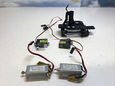 E-flite Blade CX2 Motors Servos & Chassis In Good Working Order.