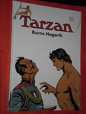 TARZAN- DI: BURNE HOGARTH- N°11- CARTONATO-SIGILLATO-PLANETA DEAGOSTINI
