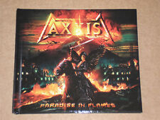 AXXIS - PARADISE IN FLAMES - CD COME NUOVO (MINT)