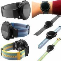 Nylon Armband Uhrenarmband Strap für Garmin Forerunner 935/Approach S60 Watch NS