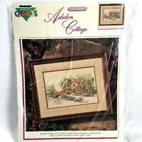 Carl Valente Color Charts ASHDON COTTAGE Cross Stitch Kit 01201