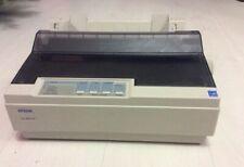 Epson LX 300+II матричный принтер