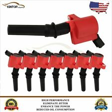 8 Ignition Coil Pack For Ford F150 Expedition 2000 2001 2002 2003 2004 46l54l Fits 1997 Ford F 150