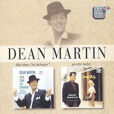 This Time I'm Swingin'/Pretty Baby by Dean Martin (CD, Nov-1996, EMI Music Distr