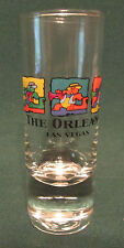 THE ORLEANS    LAS VEGAS   4 INCH SHOT GLASS
