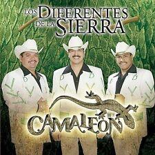 Los Diferentes de la Sierra : Camaleon CD