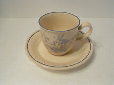 NORITAKE KELTCRAFT IRELAND CUP AND SAUCER SET KILKEE #9109