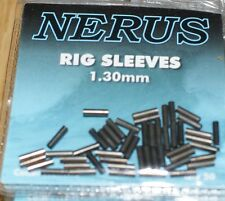 Nerus Rig Sleeve Crimps - Used in Sea & Pike Fishing