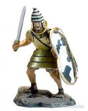 MYCENAEAN WARRIOR SOLDADO PLOMO guerrero antiguedad ALTAYA frontline