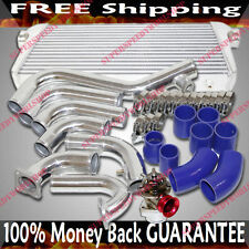 Intercooler&PipingKit&BOV for 89-94 Mitsubishi Eclipse/Eagle Talon DSM 1G 4G63