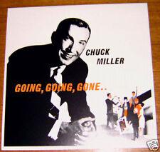 Chuck Miller-Going, Going, Gone... - ROCKABILLY LP