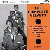 The Velvets - The Complete Velvets (CDCHD 625)