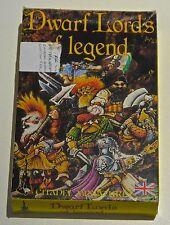 Ciudadela Gw Warhammer Bc3 Enano Lords Of Legend Classic En Caja Set De 8 Hero higos