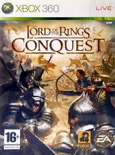 El Señor De Los Anillos: conquista Xbox 360 Nuevo Y Sellado De Microsoft Xbox 360, 2009