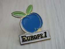 Pin's Vintage Lapel Pin Collector Adv Radio Europa 1 Lot Z058