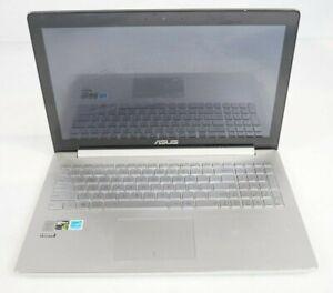 """ASUS ZenBook Pro UX501JW 15.6"""" Intel i7-4270HQ 16GB DDR3 GTX 960M Fair No HDD"""