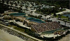 Amusement Park Air View Of Marineland Of Florida,FL Flagler,St. Johns County