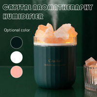 Crystal Aromatheraphy Air Humidifier Diffuser Essential Oil USB Aroma Home