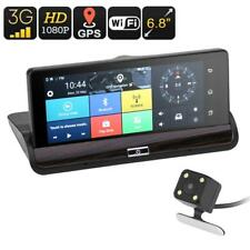 "Android Car DVR System - 6.8"" Touch Screen,Dash-Cam,WiFi,GPS,Google Play,3G,16GB"
