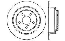 Centric Parts 121.47011 Rear Disc Brake Rotor