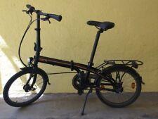 Faltrad Tern Link C7i schwarz 7 Gänge Licht Schutzbleche